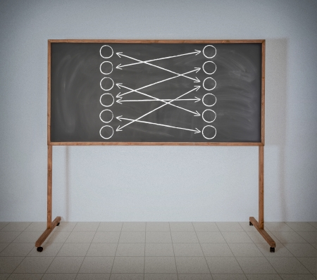 Connection on a black school board