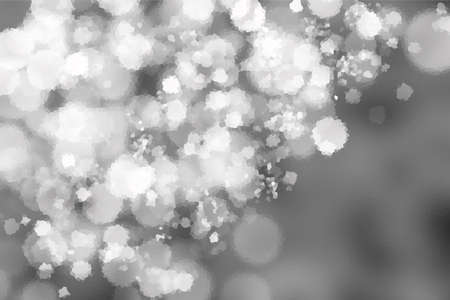 contiguous: Pointillized black and white abstract background