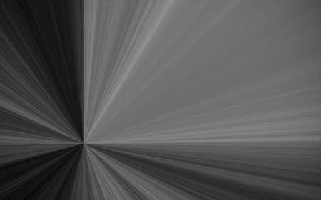 san rays: illustration of black and white sunburst - digital high resolution