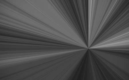 Beautiful abstract starburst background, black and white photo
