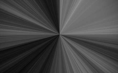 illustration of black and white sunburst - digital high resolution