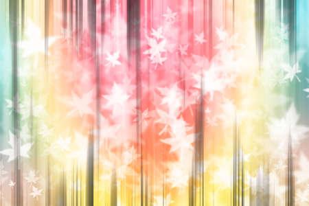 lineas verticales: blur l�neas abstractas suaves pastel verticales, con la hoja de arce