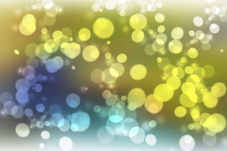 creative force: Sunrise background abstract yellow black  bright website pattern with beautiful bokeh