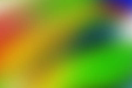 greenness: green magic colorful blur abstract background with beautiful gradient Stock Photo
