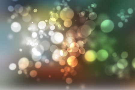 twinkling: colorful abstract background with wonderful twinkling bokeh
