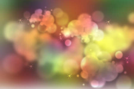 twinkling: Smooth abstract colorful background with wonderful twinkling bokeh