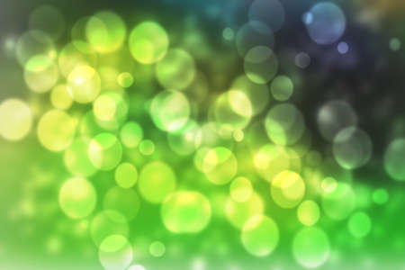 twinkling: green smooth abstract colorful background with beautiful twinkling bokeh Stock Photo