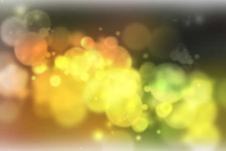abstract colorful smooth yellow blue blurred abstract backgrounds with beautiful twinkling bokeh photo