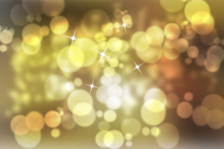creative force: Sunrise background abstract yellow red bright website pattern with beautiful twinkling bokeh