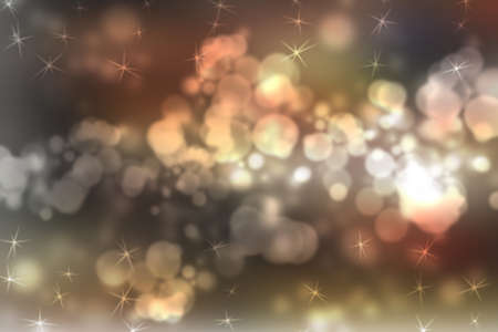 twinkling: Smooth abstract colorful background with beautiful twinkling bokeh Stock Photo