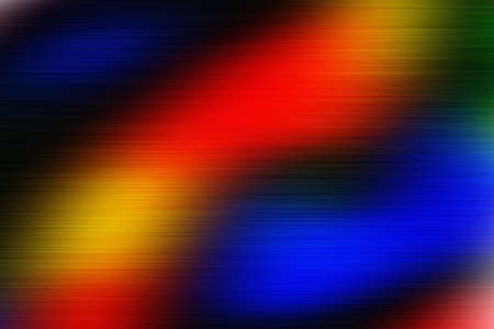 brilliancy: Smooth abstract colorful background with high quality gradient with blur horizontal speed motion lines Stock Photo