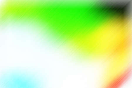 greenness: green magic colorful blur abstract background with up right diagonal speed motion lines Stock Photo