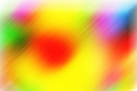 abstract colorful smooth yellow blurred abstract backgrounds with up right diagonal speed motion lines photo