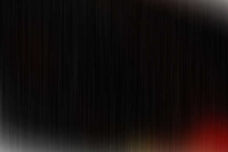 illustration of black abstract background nd red in the corner with vertical speed motion lines
