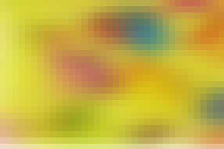 creative force: Sunrise background abstract yellow red bright website pattern with beautiful square pattern texture mosaic filter