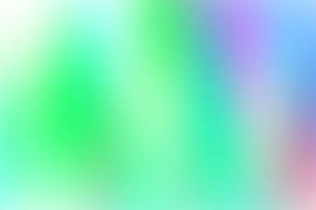 greenness: green blurred colorful abstract background with pastel beautiful gradient