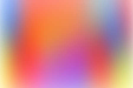 abstract warm orange yellow green background with pastel beautiful gradient photo