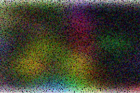 illustration of soft abstract background with dotted pointillized style illustration