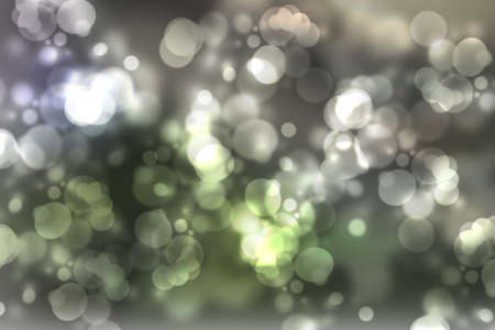 twinkling: abstract decorative graphic template with beautiful glitter twinkling bokeh Stock Photo