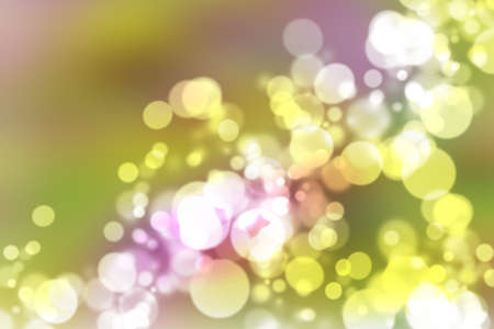 twinkling: Soft abstract background with beautiful glitter twinkling bokeh
