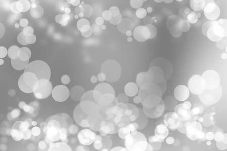 twinkling: Abstract Background with beautiful glitter twinkling bokeh, black and white