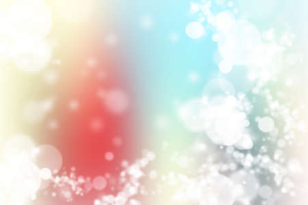 vibrant colors: abstract background decorative graphic template with beautiful glitter twinkling bokeh