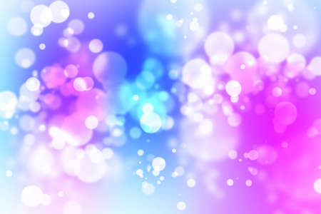 abstract pink: Soft red green blue pink abstract background with beautiful glitter twinkling bokeh Stock Photo