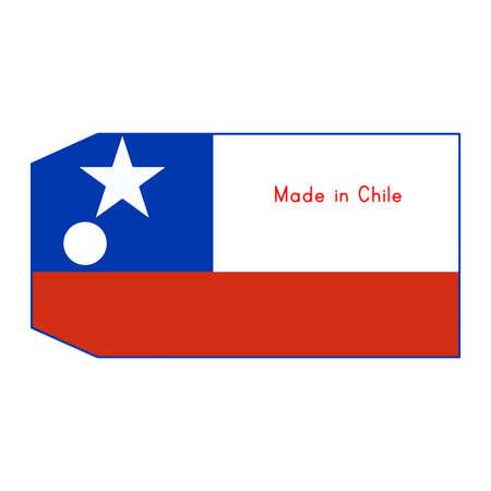 bandera de chile: