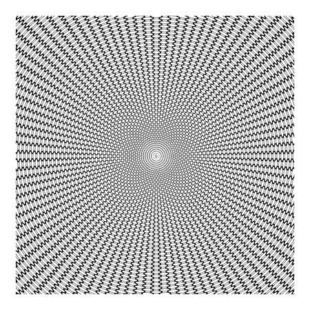 epicentre: creative beautiful concentric circle pattern abstract Background. technology concept.