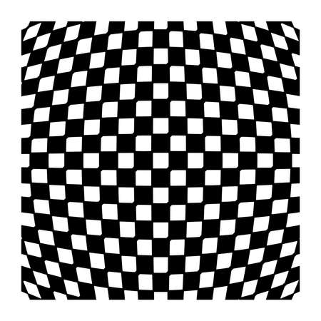 checker: unflat popular checker chess square abstract background vector