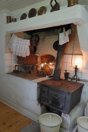 retro kitchen: Retro kitchen