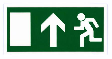 salida de emergencia: Se�alizaci�n de emergencia