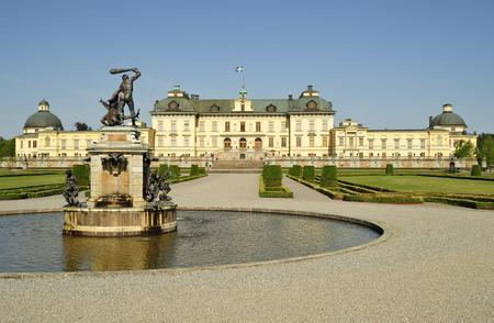 Drottningholm royal palace Editorial