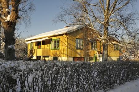middle class: Sueco hogar de clase media