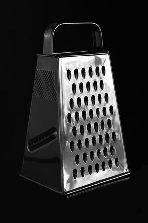 metal grater: Metal grater Stock Photo