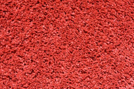 red carpet background: Red coloured textured carpet background viewed flat, from above