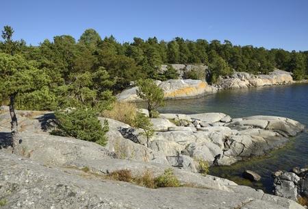 바다, 스톡홀름 열도