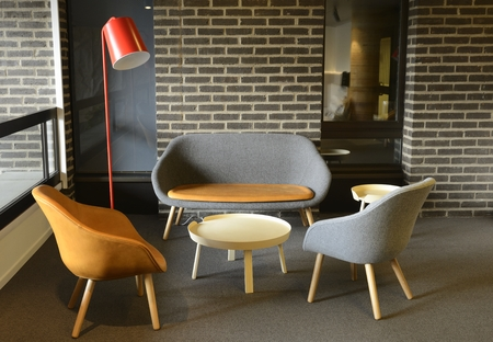 Interior modern furniture decoration