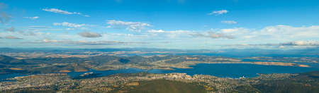 Top of Mount Wellington, Tasmania