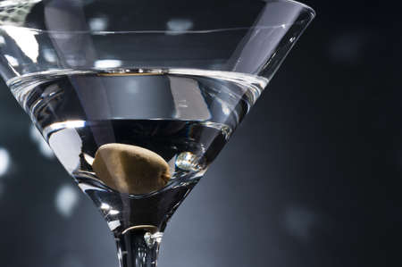Martinis on the dance floor with nice illumination Stock Photo - 18786752