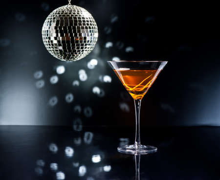 maraschino: One of the best, finest and oldest cocktails  its a really classic cocktail  The Manhattan was the first cocktail that ever used vermouth