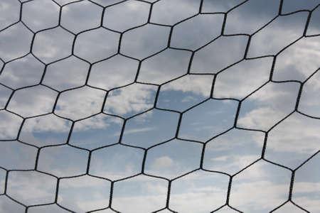 glum: net with the sky overcast. Are feeling glum