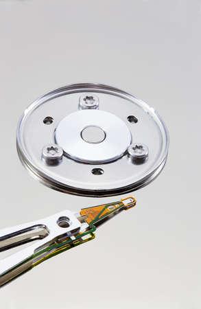databank: Magnetic data recording. macro recording equipment computers magnetic strip.
