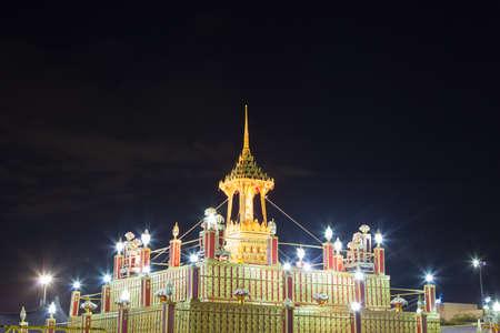 crematorium: Phra Meru, Thai royal crematorium, Bangkok, Thailand