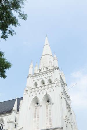 places of worship: One of the many places of worship in Singapore