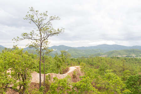 grand son: Grand Canyon Capital of Thailand. Attractions in Mae Hong Son province in the wild.