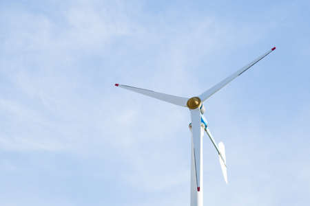 generate: Wind turbines generate electricity. Wind energy produced by wind power.