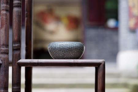 ancient bowl 免版税图像