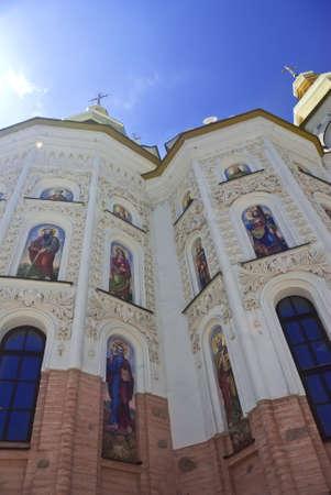 eastern europe: Orthodox Monastery of the Kiev-Pechersk Lavra, Kiev, Ukraine, Eastern Europe