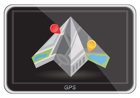 global positioning system: Global Positioning System, navigation.
